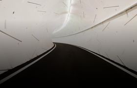 The Boring Company Илона Маска представила более широкие туннели для перевозки грузов