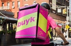 Сервис доставки Buyk от основателей «Самоката» начал работать в Нью-Йорке