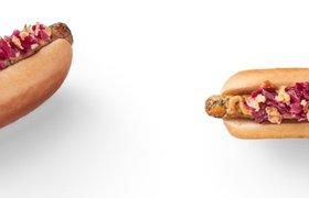 IKEA начала продавать вегетарианские хот-доги