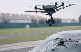 Sony показала первый дрон для профессиональной фото- и видеосъемки