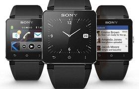 Sony выпустила «умные» часы SmartWatch 2