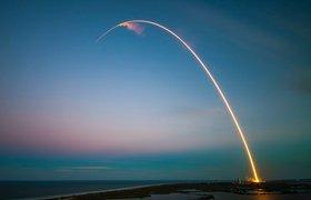 Space X транслировала миссию CRS-9 в прямом режиме