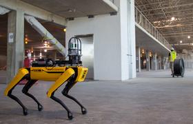 Boston Dynamics запустила продажи робособаки Spot в Европе и Канаде