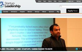 Идет набор на образовательную программу Startup Leadership