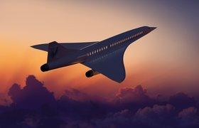 Создатель сверхзвукового самолета Boom Technology стал единорогом