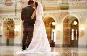 Как продвигают свадебные услуги: инфографика