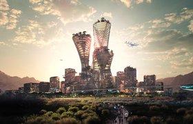 В США построят экологичный город будущего за $400 млрд