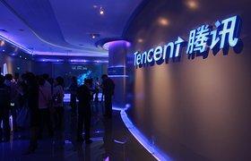 Стоимость китайской технологической компании Tencent впервые превысила $500 млрд