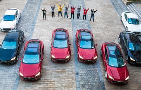 Китайский стартап дарит своим сотрудникам автомобиль Tesla на Новый Год