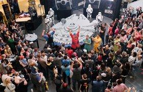 Lego отметила день Star Wars «Тысячелетним соколом» из 250,000 деталей
