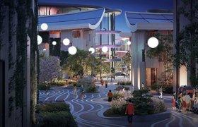 Toyota представила проект мини-города для тестирования технологий
