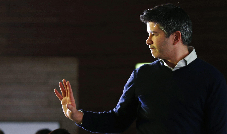 Один из крупнейших акционеров Uber подал в суд на бывшего главу компании и обвинил его в мошенничестве