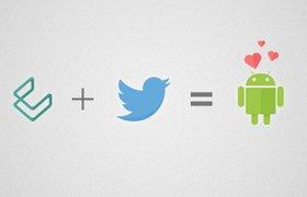 Twitter захватит экраны телефонов