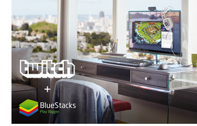Сервис BlueStacks запустил стриминг мобильных игр в Twitch