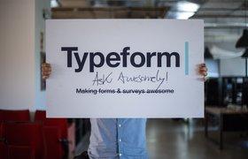 Как Typeform стала самой популярной в мире платформой для создания онлайн-форм