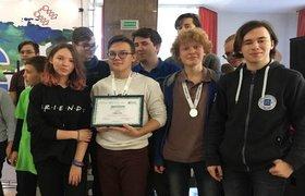 Школьник из Тюмени победил в Международной олимпиаде по экспериментальной физике