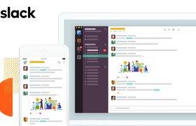 В работе корпоративного мессенджера Slack произошел сбой