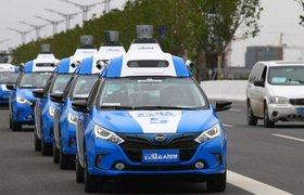 Полиция Пекина начала расследование после прямого эфира главы Baidu из беспилотного авто