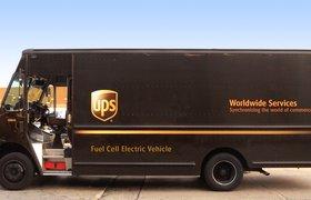 Крупнейшая в мире служба доставки UPS заказала 125 электрогрузовиков Tesla