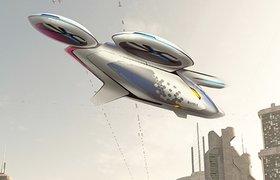 Airbus решил испытать летающее беспилотное такси в 2017 году