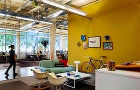 Дизайн офиса: каким приемам нас учат Google и Facebook