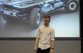 «У нас нет возможности облажаться»: Как в 21 год запустить систему беспилотных грузовиков и выйти на европейский рынок
