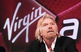 Компания Ричарда Брэнсона запустит в России мобильного оператора Virgin 27 ноября