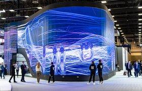 «Газпром нефть» показала на ПМЭФ нейростенд с цифровыми двойниками