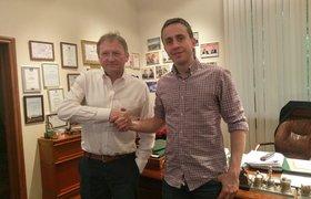 Бизнес-омбудсмен Борис Титов и основатель блокчейн-платформы Waves Александр Иванов запускают ICO-инкубатор