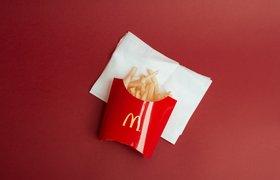 McDonald's задумалась о запуске в России ресторанов, ориентированных только на доставку