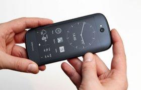 YotaPhone отменил запуск в США
