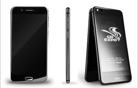 В Пекине официально представили смартфон YotaPhone 3