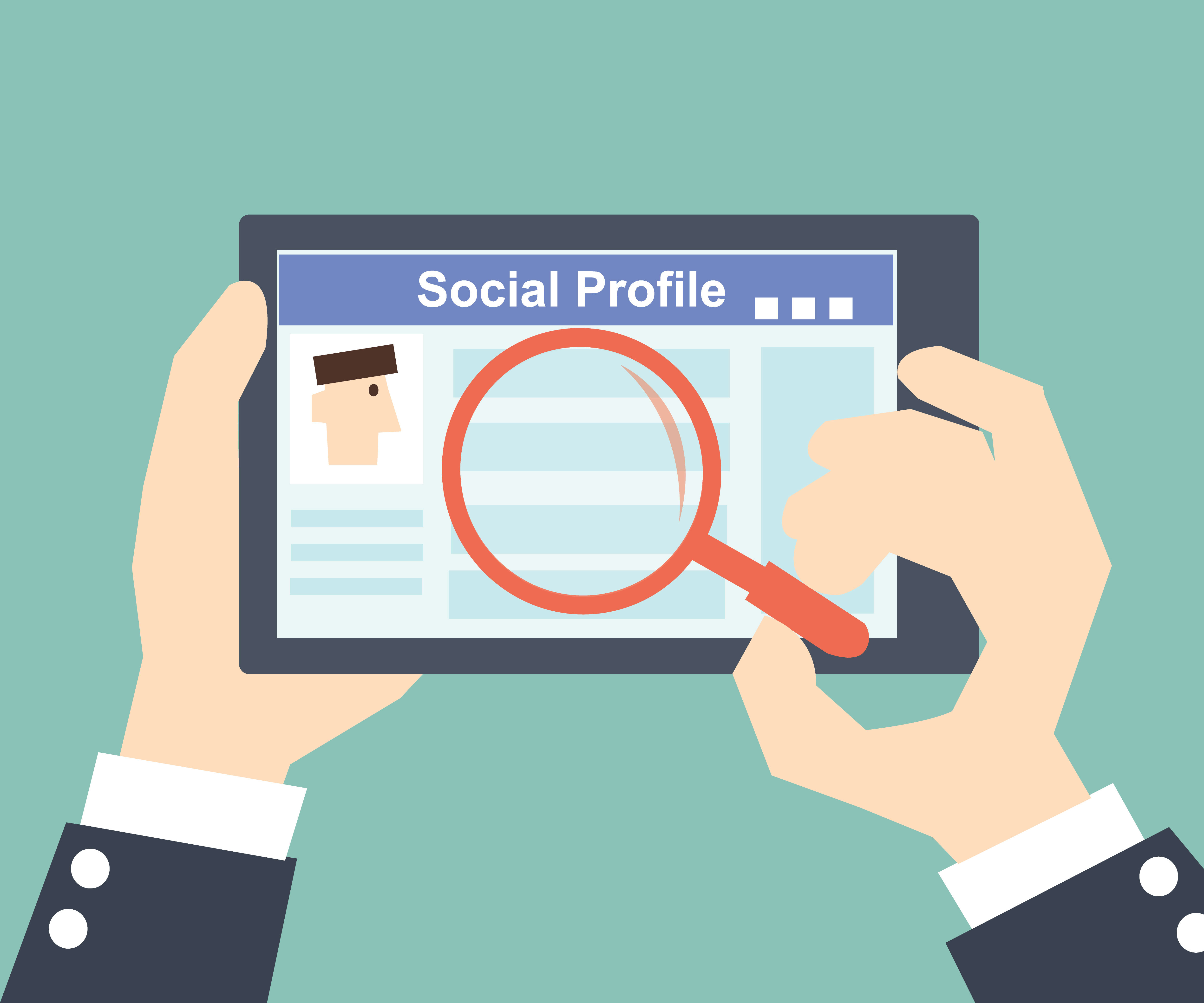 the use of social media screening in the recruitment process of human resource departments The american job screening process changed some employers have reduced the size of their human resources departments twitter and other social media.