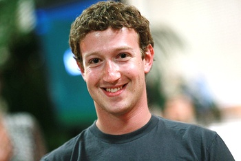 Марк Йукерберг поделился со стартаперами секретами успешного бизнеса