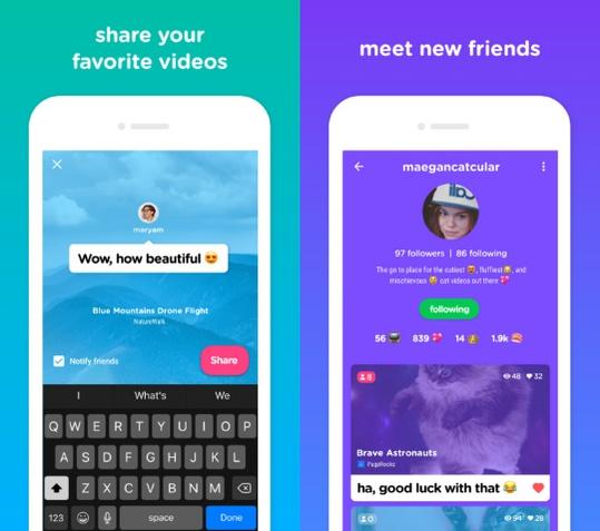 Uptime— приложение отYouTube для одновременного просмотра видео сдрузьями