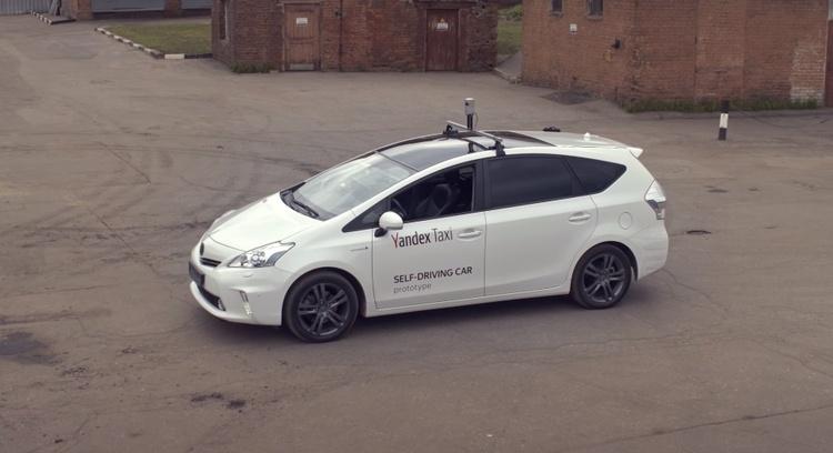 «Яндекс» обнародовал видео испытаний беспилотного автомобиля