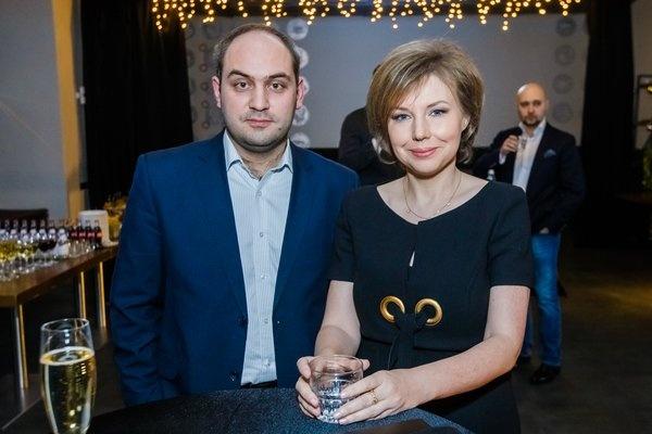 Гости церемонии Venture Awards Russia