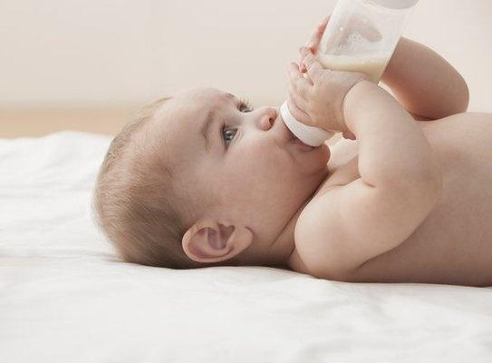 Улучшенные смеси для детского питания