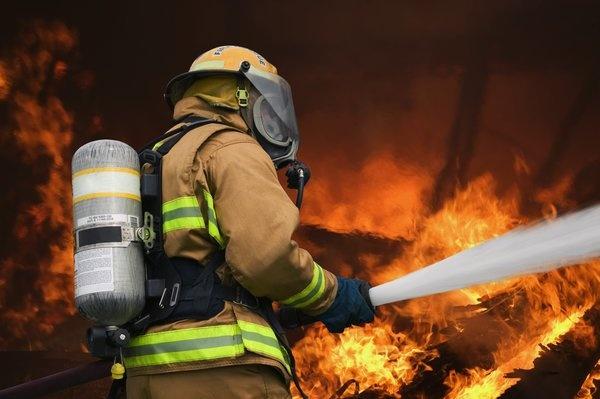 Защитное снаряжение пожарных