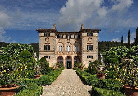 5. Вилла в Тоскане