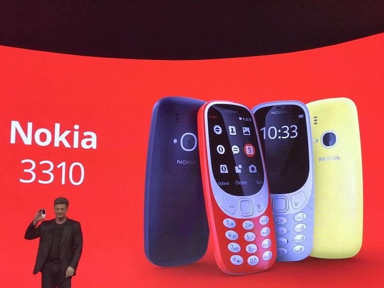 Компания нокиа представила мобильные телефоны наплатформеОС андроид
