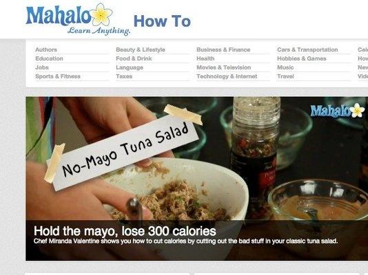 Маск инвестировал в сайт вопросов и ответов Mahalo.com