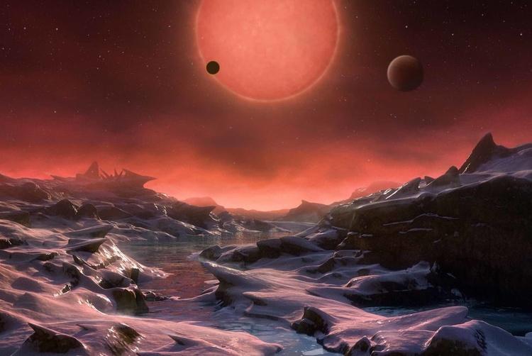 NASA обнаружило еще семь экзопланет