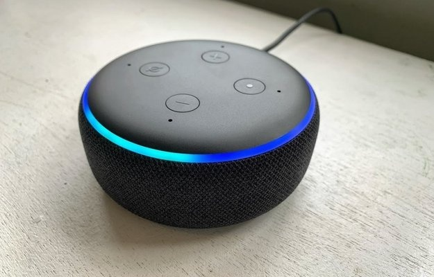 Amazon Echo Dot 3. Фото: androidcentral.com