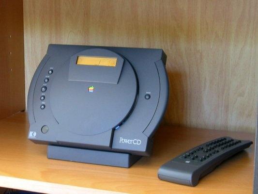 Apple PowerCD (1993-1996)
