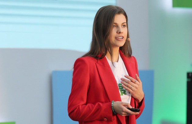 Арина Пономарева, CEO Smarcy