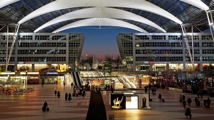 №10 — Рейн-Майнский Аэропорт (Франкфурт-на-Майне)
