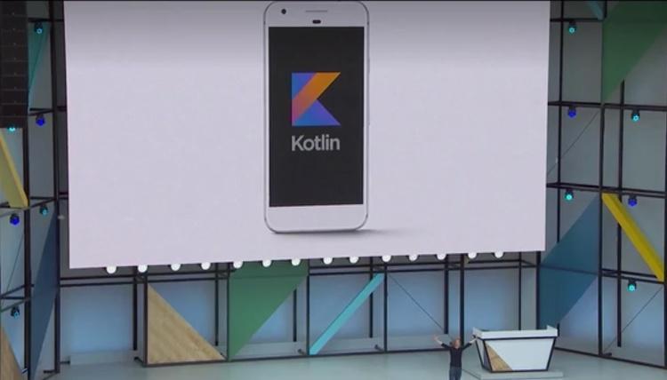 Google официально поддержит язык программирования Kotlin