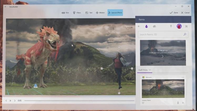 Microsoft показала обновлённый дизайн Windows и«умный» видеоредактор