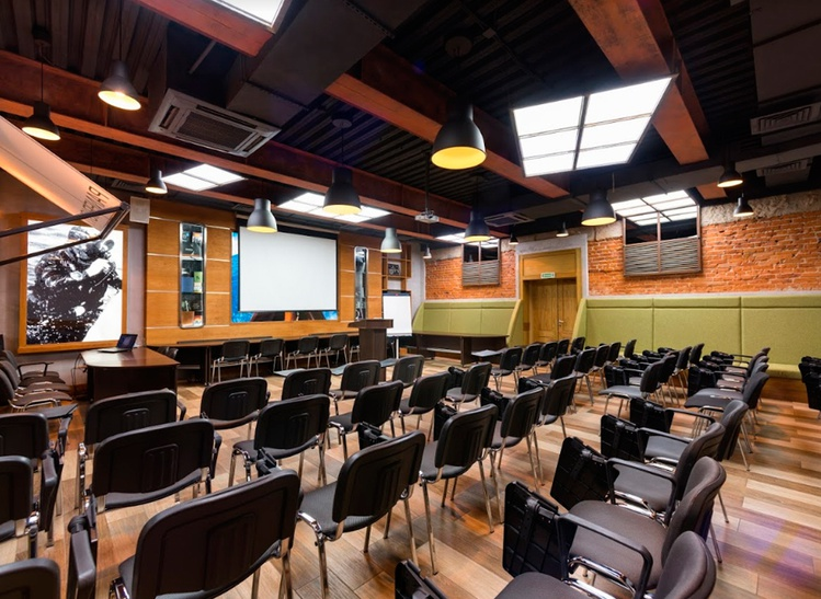 Конференц-зал на Чистопрудном
